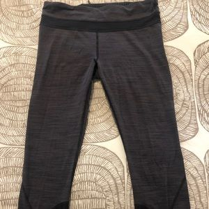 Lululemon Run Inspire Crop Size 6